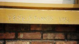 Dennis Tanner 1951
