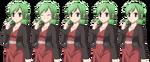 Seiko Emotions D2