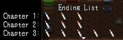 Ending List