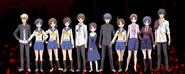 Tortured Souls(Personajes)