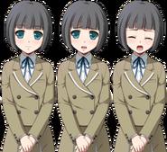 Chihaya Sprites