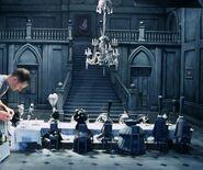 Everglot Grand Dinning hall