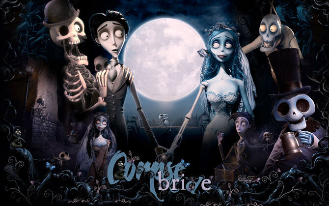 To The Corpse Bride