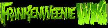 Frankenweenie wordmark