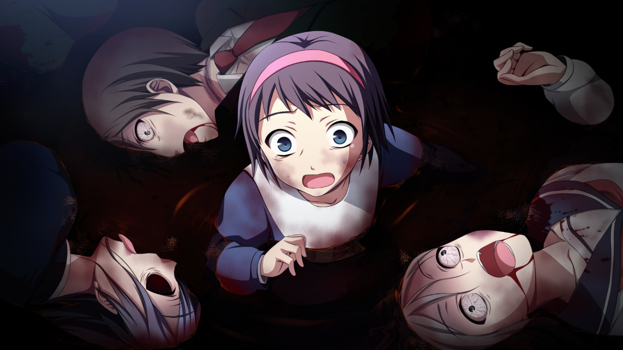 Corpse Party Book Of Shadows Endings Corpse Party Wiki Fandom