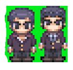 Kensuke's Sprites