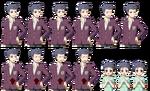 Kensuke's Emotions