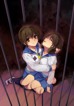 Corpse Party-Book of Shadows