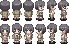 Chihaya's sprites copy