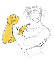 Midas golden-arm sheliloquy