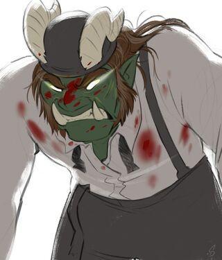 Cromwell berserk blood sheliloquy