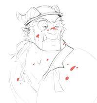 Cromwell blood sheliloquy