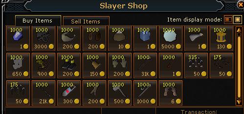 Slayershop