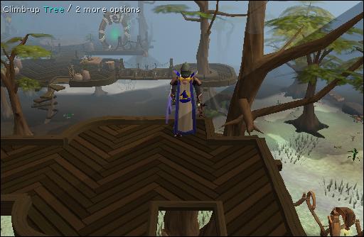 Advanced Gnome - Climb Tree