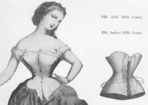 fc0bb6b9545f7 19th century corset