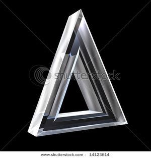 Stock-photo-delta-symbol-in-glass-d-14123614