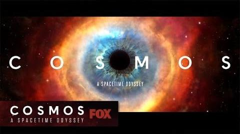 COSMOS A Spacetime Odyssey Official Trailer