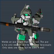 Vanguard Axer