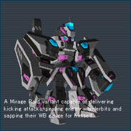 Mirage Raid Zwei