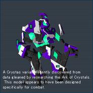 Crystas Ray