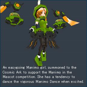 Manimo Girl