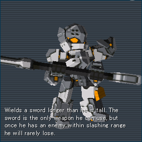 Vanguard Fencer