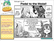 Pedal to the Medal Loading Screen
