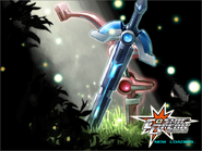 Elisalotte Sword & Melfi Bow Loading Screen
