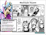 Moonlight Capital Mochizuki Koyomi Loading Screen