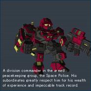 Galaxy Commando