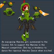 Manimo Girl (BD2)