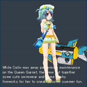 Summer Calin