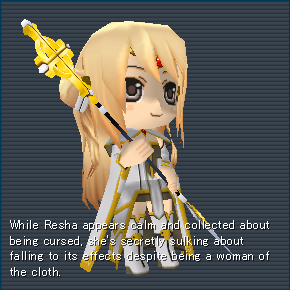 Resha-chan