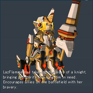 Ritter LazFlamme