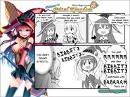 Welcome to Pritzl Kingdom Malca's Magic Lesson Loading Screen