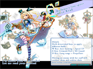 Melfenia's free spirit Alice Read Loading Screen