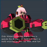 DX Winberrl ROBO