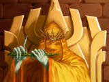 High Priest Not to Be Described
