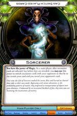 Sorcerer (FFG)