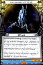 Cryo (FFG)