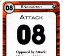 Attack card