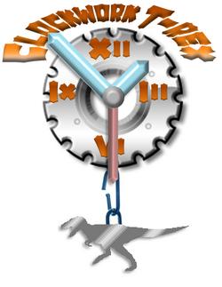 Clockwork T-Rex