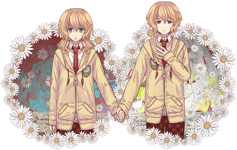 Tensei Shoujo to Tensei Shounen | CosMo@Bousou-P Wiki ... Anime Twins Boy Girl