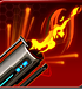 Dancing fire