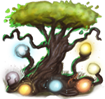Monsters Yggdrasil