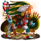 Monsters Huitzilopochtli
