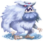 Monsters Yeti