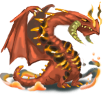 Monsters Wyvern