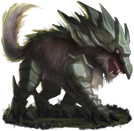 Monsters Fenrir