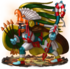 Enemy Monsters Huitzilopochtli